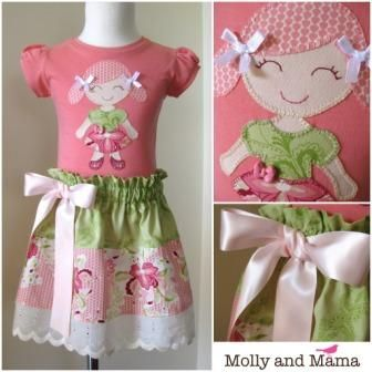 Meet the Maker  ~  Molly and Mama