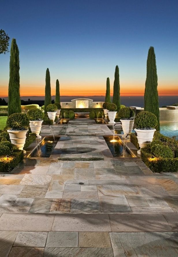 64 best images about landscape and hardscape on pinterest for Luxury landscape design