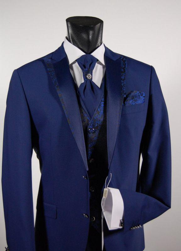 Blue dress dresses musani Milan drop six