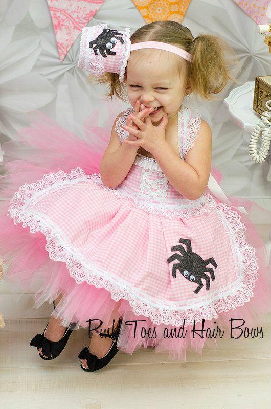 Little Miss Muffet Tutu Dress