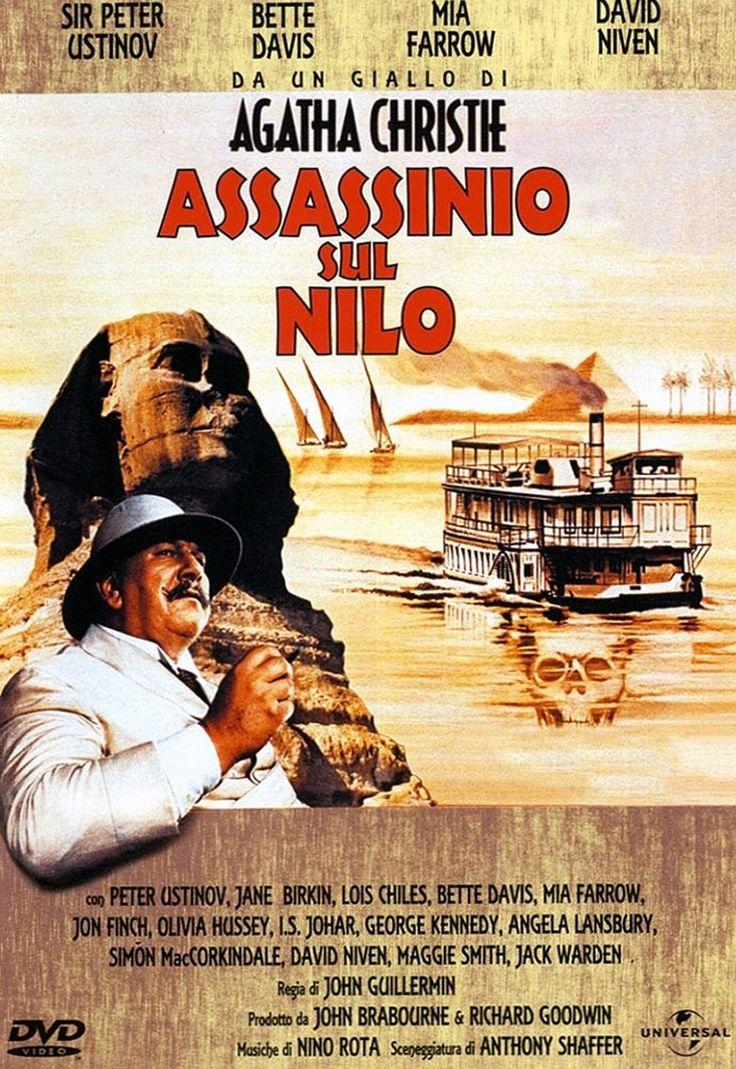 – La grande ambizione delle donne è di ispirare l'amore.  Citazione dal film ''Assassinio sul Nilo'' di Hercule Poirot