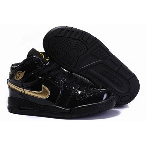 Air Jordan for kids are at clearance sales now! Welcome to buy cheap jordans for kids at cheap prices!Jordan Kid Shoes J1+J3 Black Golden is one of them,only $41.89, buy from our jordans outlet: www.jordansale2013.com.