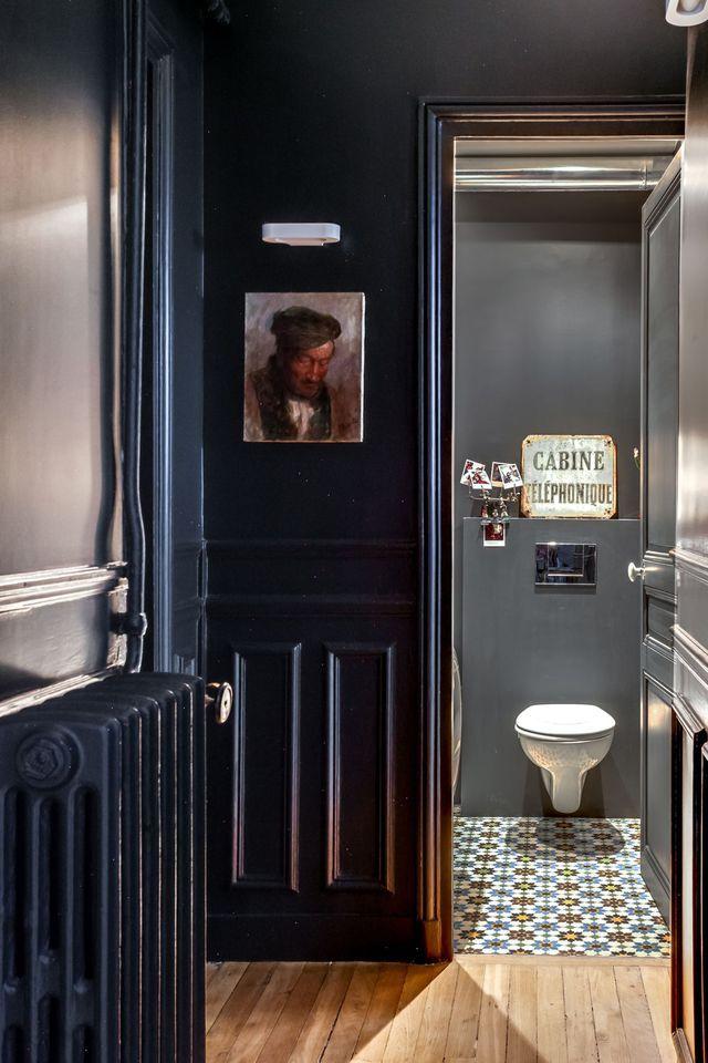 1000 id es propos de couleurs de couloir sur pinterest for Modele couloir peinture