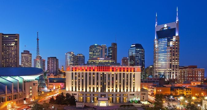 Hilton Downtown Nashville, Tennessee Hotel