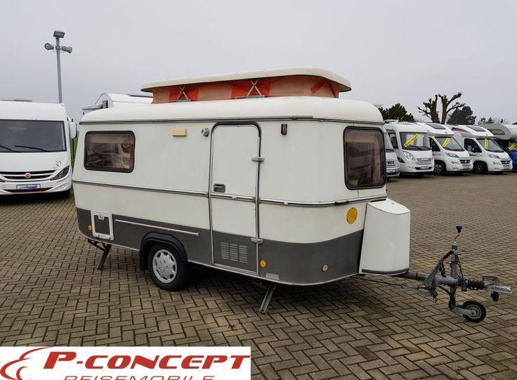 Hymer Eriba Touring Triton Oldtimer Wohnwagen im Auftrag - Bild 1