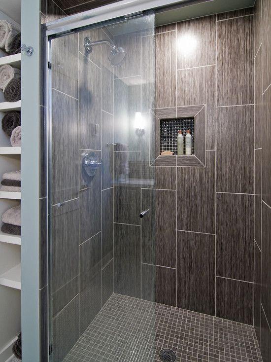 12 best 12x24 Shower Tile Designs images on Pinterest ...