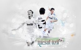 Mesut Ozil Free HD wallpapers for laptop at Hdwallpapersz.net