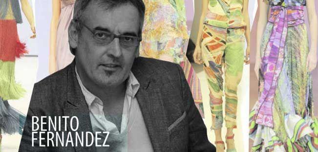 El diseñador Benito Fernandez, que crea vestidos para la Reina de Holanda, abre las puertas de su maison y habla de todo. Cómo son las mujeres argentinas...