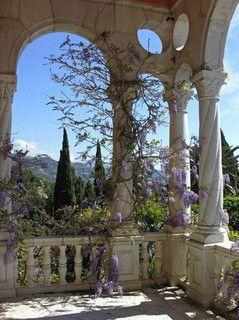 Giardini Botanici Hanbury, Ventimilgia (Imperia), Italy