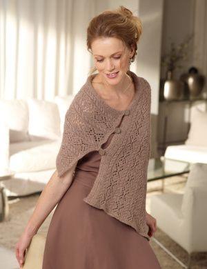 criss-cross lace - knit
