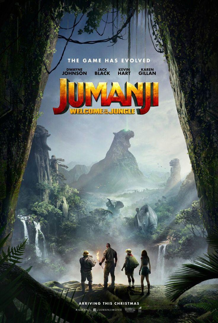 Jumanji, Welcome To The Jungle