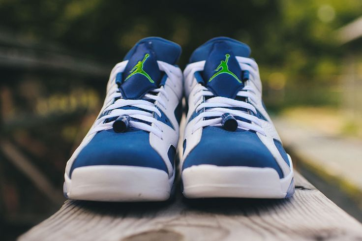 Air Jordan 6 Retro Seahawks (Detailed Pictures & Release Info)
