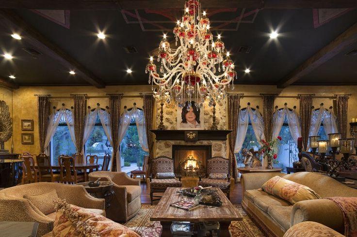 Дом Майкла Джексона в Лас-Вегасе продается за $9,5 млн | http://idesign.today/zvezdnyj-dom/dom-majkla-dzheksona