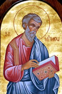 Catholic Saints | St Matthews Church Biography, Catholic Saint Matthew the Apostle