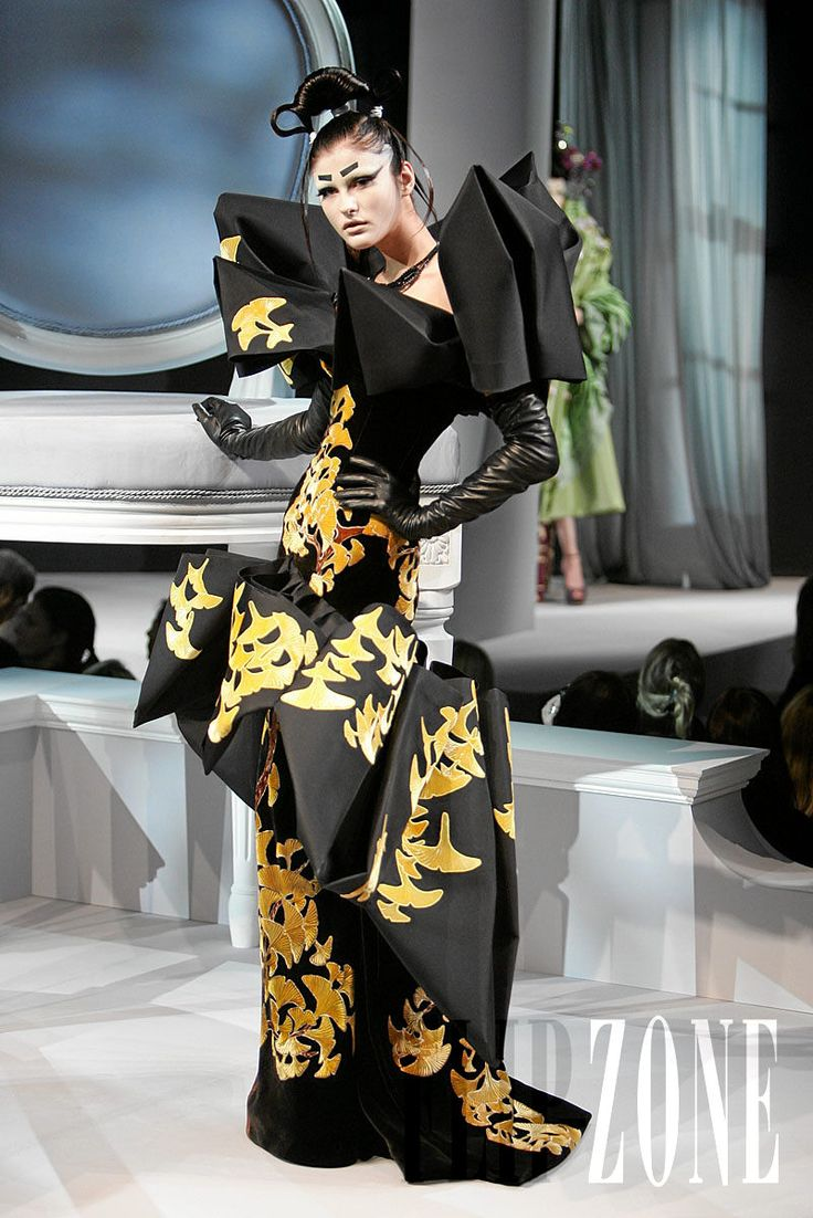 1000 images about avant garde on pinterest runway for Couture vs haute couture