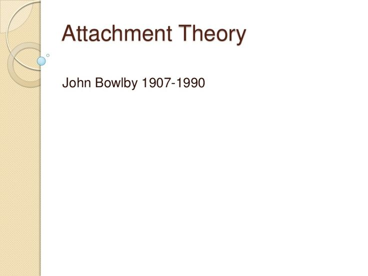 attachment theory in nursing Breastfeeding, night nursing, extended breastfeeding, and more this principle is not complete without reading  breastfeeding and attachment.