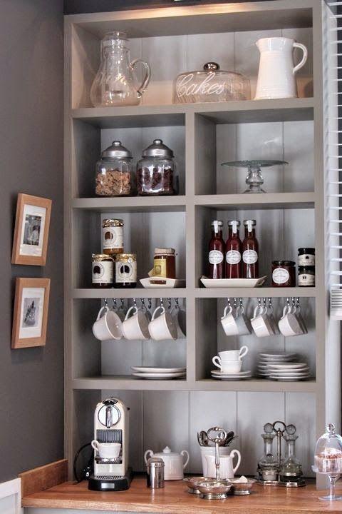 17 melhores ideias sobre dentro de armários de cozinha no ...