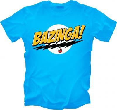 Bazinga! Big Bang Theory!