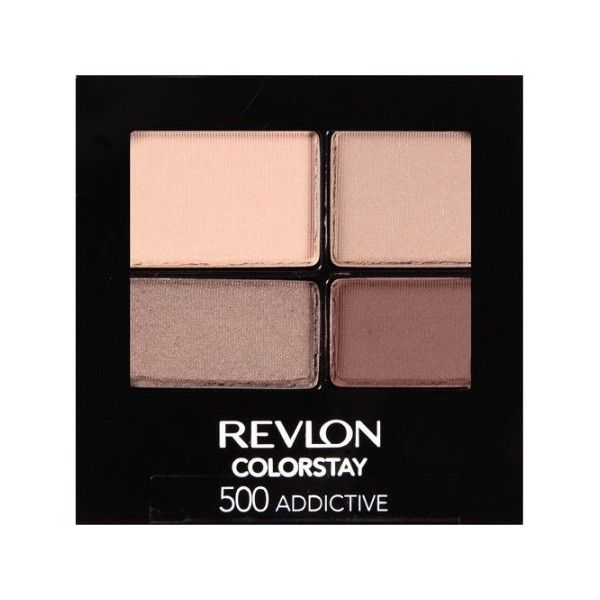Revlon ColorStay 16 Hour Eyeshadow ($5.97) ❤ liked on Polyvore featuring beauty products, makeup, eye makeup, eyeshadow, revlon eyeshadow, revlon eye shadow, revlon eye makeup and revlon