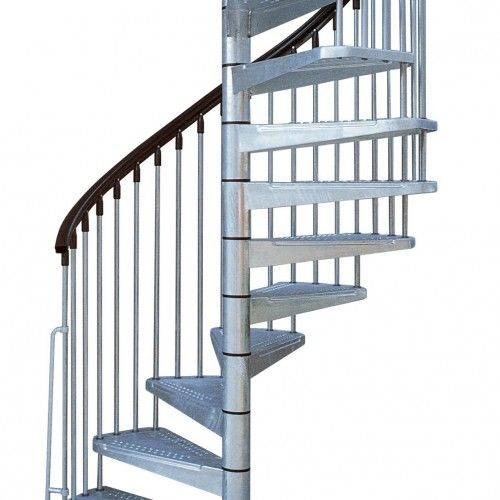 Best 7 Best Outdoor Diy Spiral Stairs Images On Pinterest 400 x 300