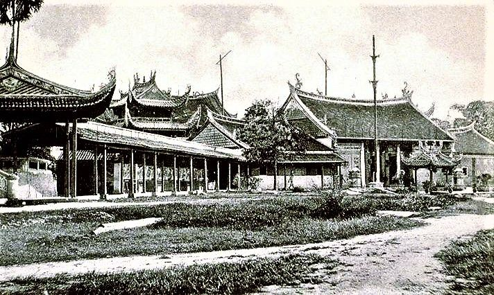 Siong Lim Temple 1900 In 2020 National Monuments Singapore Photos Singapore
