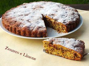 La torta ricotta cioccolato e amaretti è un dolce da credenza buonissimo e veloce da preparare. Una torta quattro stagioni perfetta per colazione e merenda