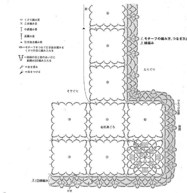 #ClippedOnIssuu from Ondori crochet motifs 2007