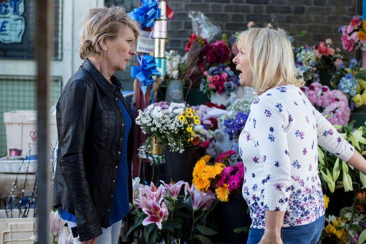EastEnders spoilers: Shirley tells Pam that her grandson Paul is dead in these emotional scenes - DigitalSpy.com