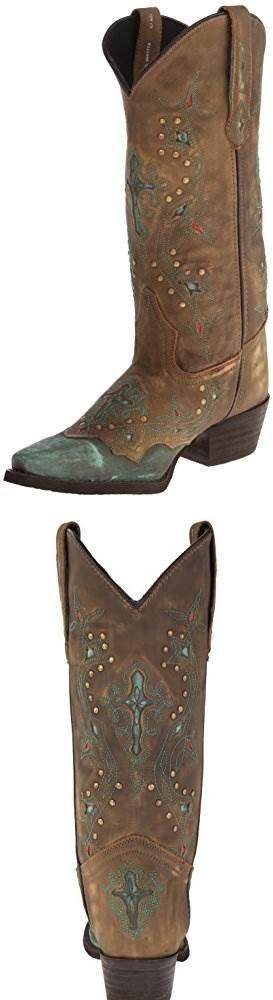WANT!  Laredo Womens Aphfrika Western Boot #SHOES