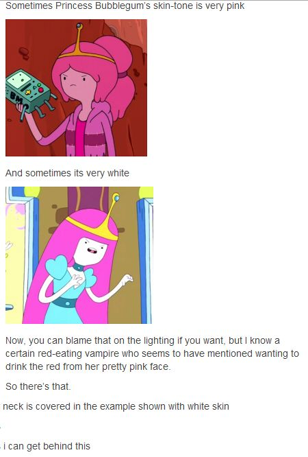 The creators actually said that PB and Marceline once dated. So, this might mean they're hooking back together