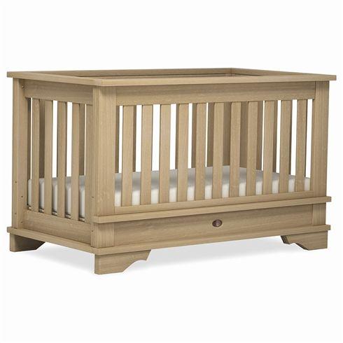 Boori Eton Cot Bed Natural