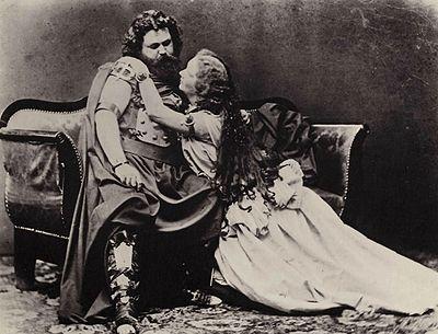 Tristan und Isolde.