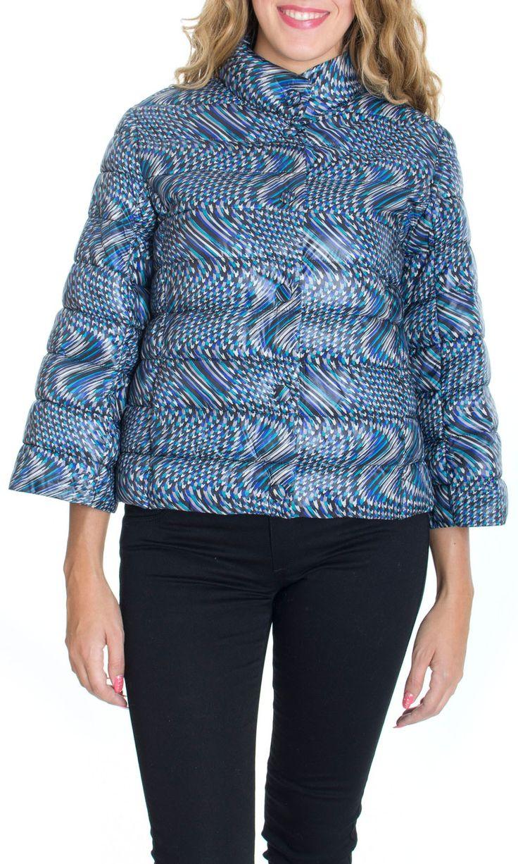 Trussardi Jeans | Giubbino Trussardi Jeans Donna Giubbotto Corto Col. Fantasia - Shop Online su Dursoboutique.com 56S56