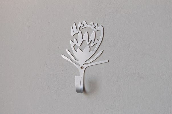 Protea Hooks, Inspired by nature and designed by Barbara and Angus Ewing