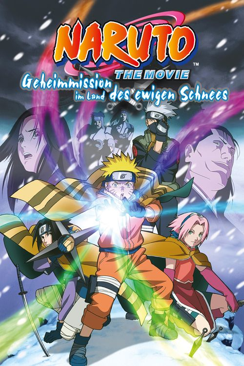 Watch Naruto the Movie: Ninja Clash in the Land of Snow 2004 Full Movie Online Free
