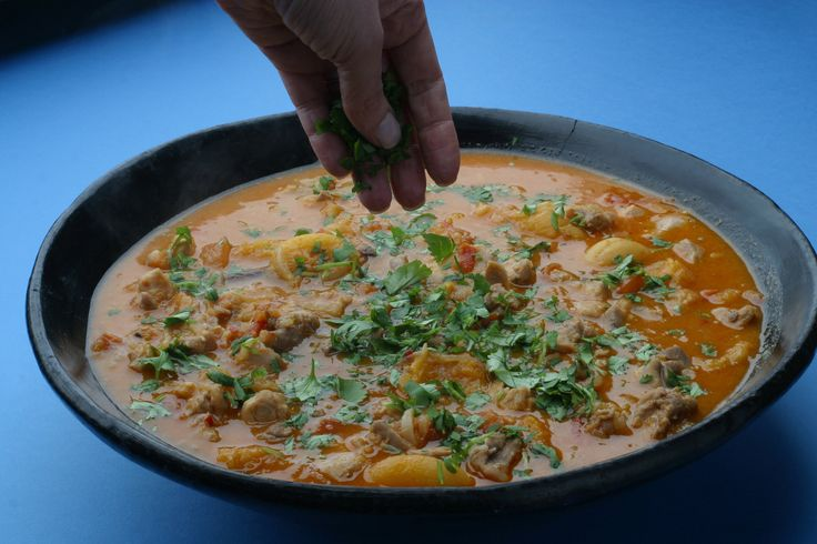NYT Cooking: Chicken and Apricot Masala