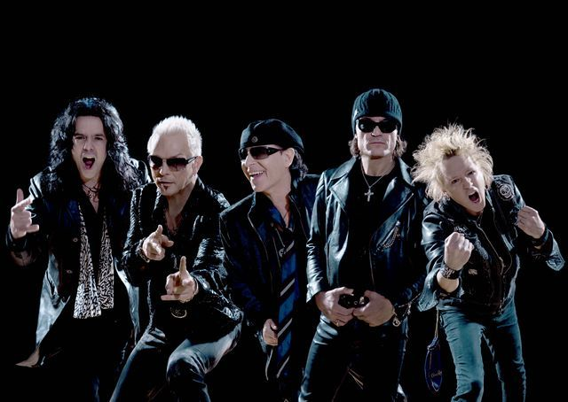 """Scorpions are a German rock band. They performed the song """"Rock You Like a Hurricane"""" in The Simpsons Game."""