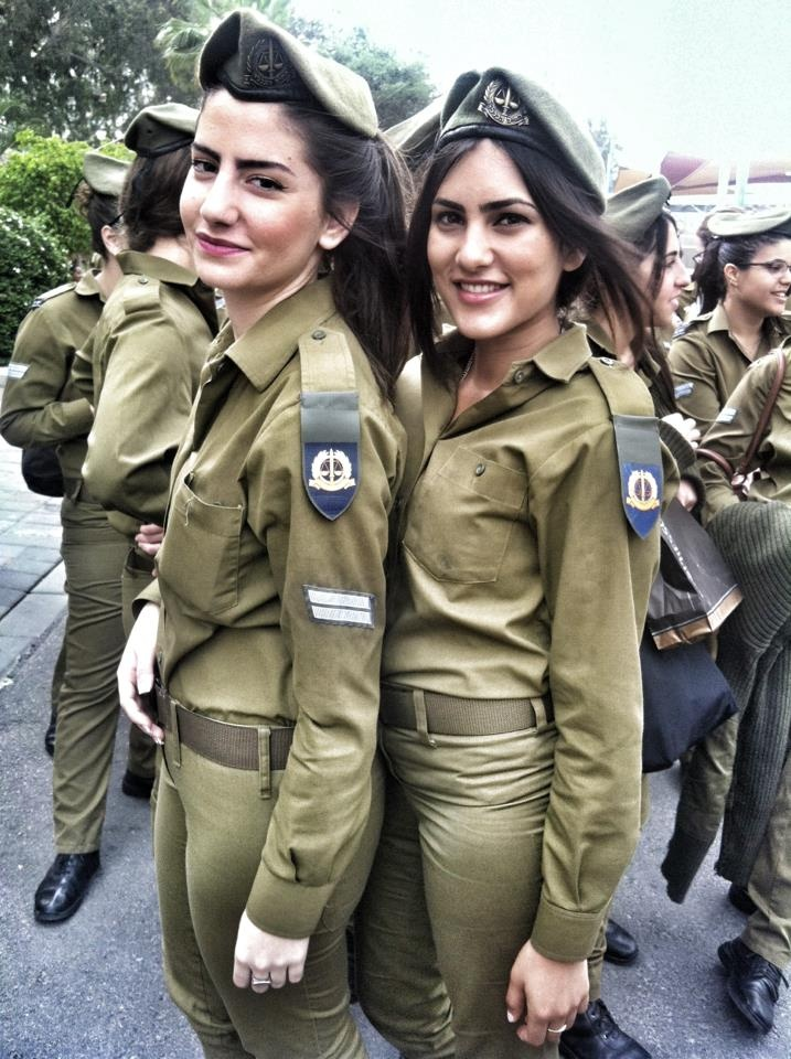 594 best IDF Women images on Pinterest | Female soldier ...