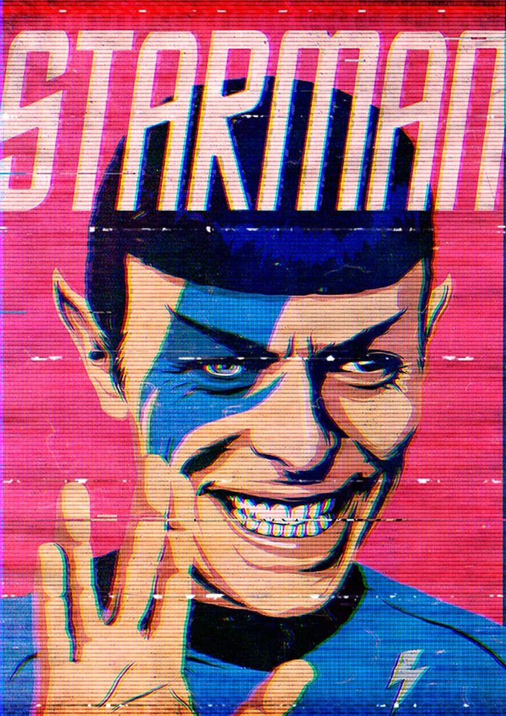 David Bowie é tudo e mais um pouco | IdeaFixa