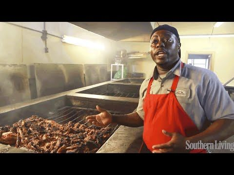 Why The Best Southern Barbecue Takes Weeks To Make — Southern Foodways Alliance - YouTube