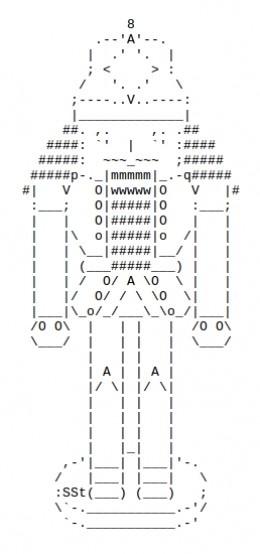 One Line Ascii Art Birthday : The best ascii art ideas on pinterest line