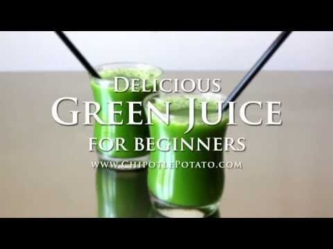 Let's Start with a Green Juice for Beginners!