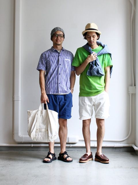 Ordinary fits Corduroy Double Knee Painter Shorts