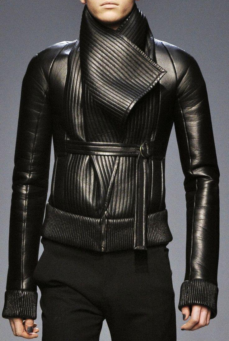 Leather jacket diy -  Diy Found My Mens Leather Jacket