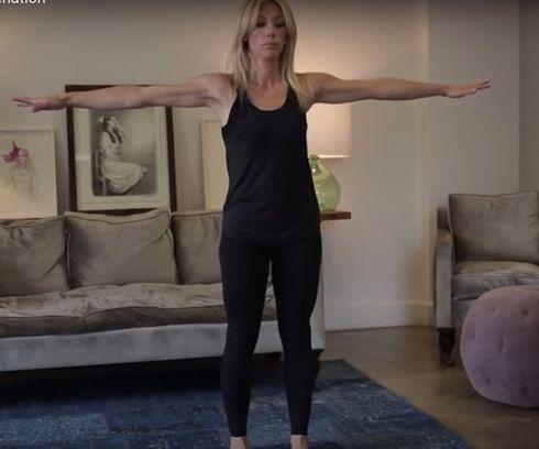 Toto cvičenie je ideálne pre dnešnú rýchlu dobu. Nevyžaduje si veľa času, nie je náročné, a môžete si ho zacvičiť kdekoľvek. Účinky sa dostavia už po prvom týždni!