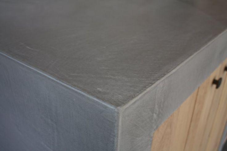 Keukens - Texture Painting - Alle Microtopping toepassingen en schilderwerken van een hoogwaardige kwaliteit