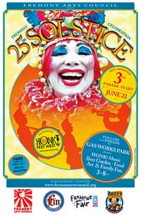 WANA News: Fremont Solstice Parade 2013