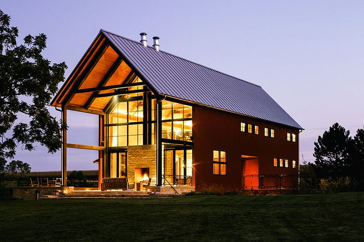 24 best images about architecture elements on pinterest for Modern pole barn