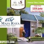 Rumah Sederhana CItra Maja RS L5. #citramajaraya #launchrumahmaja