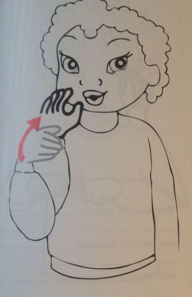 Babygebaren - Drinken